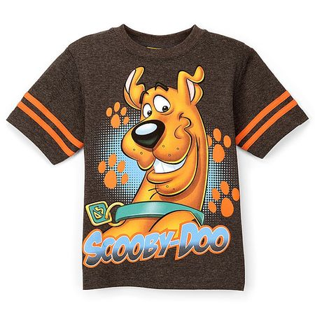Scooby-Doo graphic tee