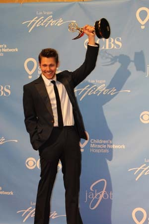 Scott Clifton -- Outstanding Younger Actor
