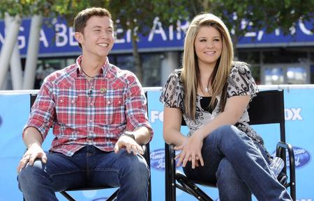 Scotty McCreery & Lauren Alaina