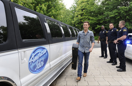 Scotty McCreery Back Home