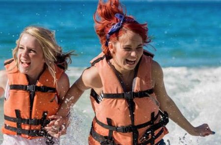 Debby Ryan's other favorite summer memory?