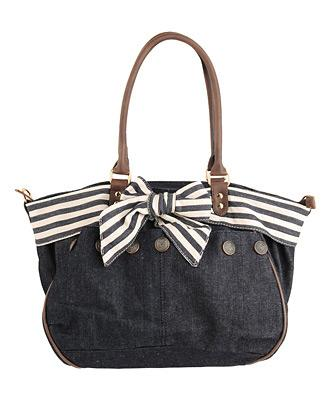 Seaside Canvas Handbag
