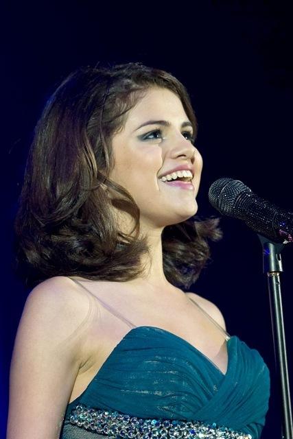 Selena live in concert