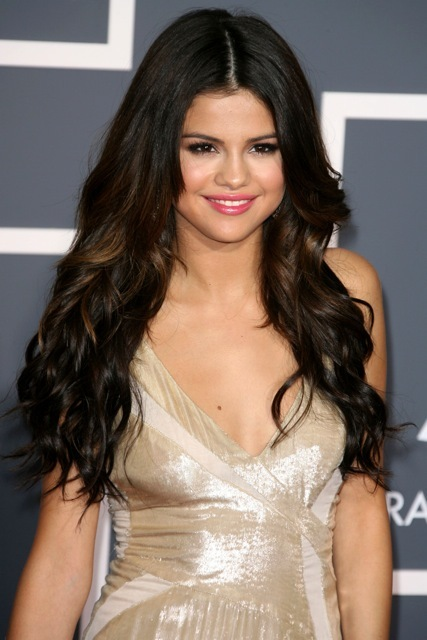 Selena at the GRAMMY Awards