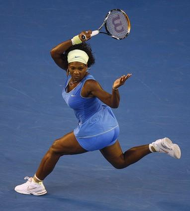 Serena Williams Wins 2009 Australian Open