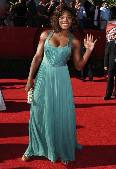 Serena Williams at the 2009 ESPY Awards