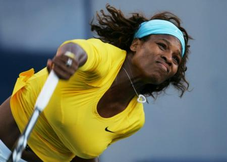 Serena Williams at the Bank of the West Classic