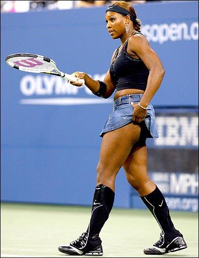 Serena Williams' Fashion Disaster