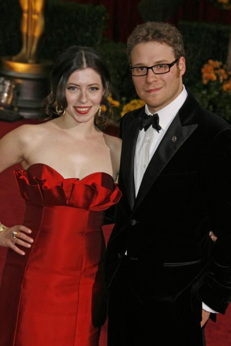 Seth Rogen at the 2009 Oscars