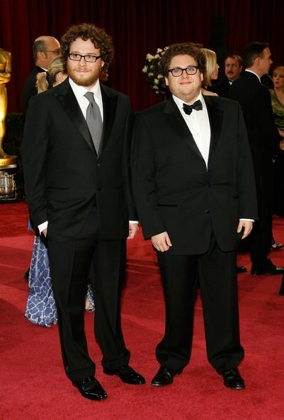 Seth Rogan and Jonah Hill