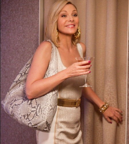 Kim Cattrall in Sex and the City 2