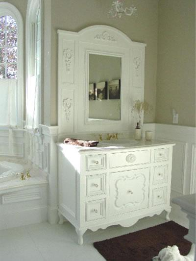 Shabby Chic Bathroom - Shabby chic bedrooms