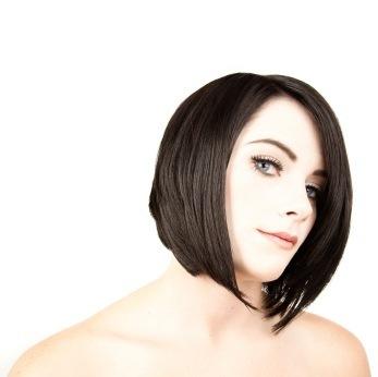 Angled Long Front Bob - Short hairstyles