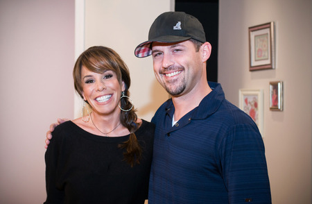 Melissa Rivers and Kyle Cox