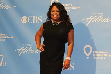 The View's Sherri Shepherd at the 2011 Daytime Emmy Awards