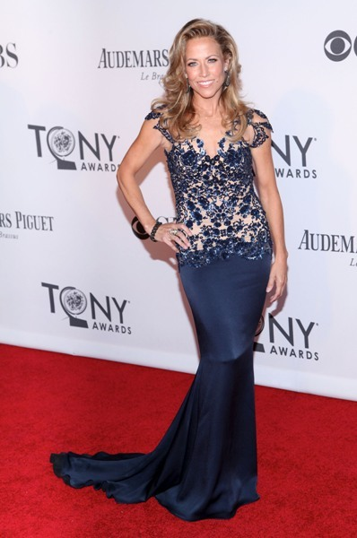 Sheryl Crow glams up for the red carpet