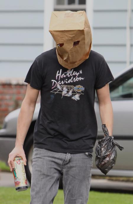 Shia LaBeouf bag