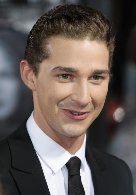 Shia LaBeouf Eage Eye Premiere