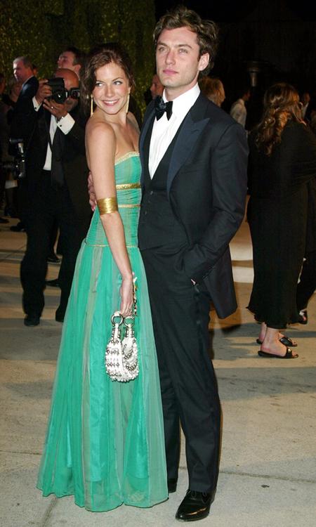 Sienna Miller - 2004 Oscars