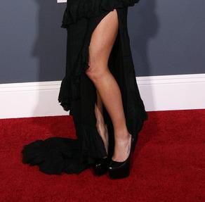 Lea Michele's super platforms