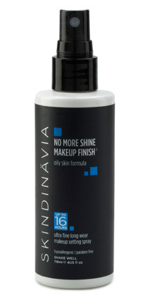 Shine-free finish