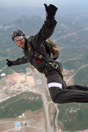 Skydiving Lessons