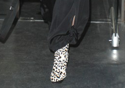 Can you guess which celeb wore these shoes?