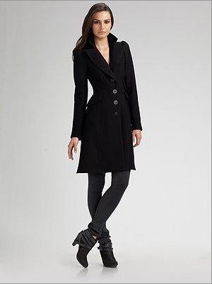 Smythe wool coat