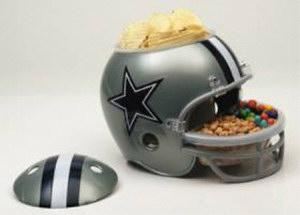 Snack Helmet
