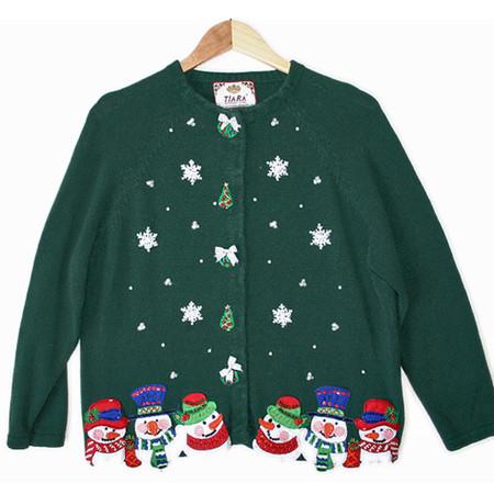 Snowmen sweater