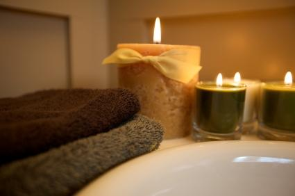 Create a Spa Sanctuary at Home 