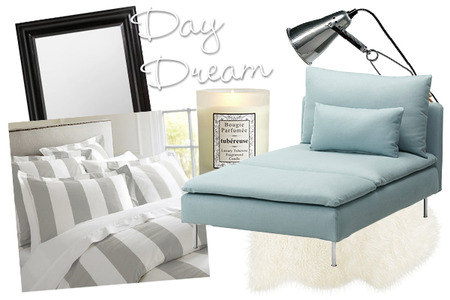 Day dream bedroom