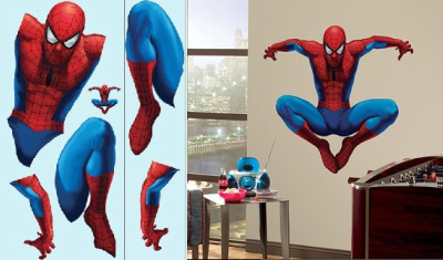 Spiderman Playroom
