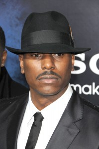 Tyrese Gibson really knows how to wear a fedora!