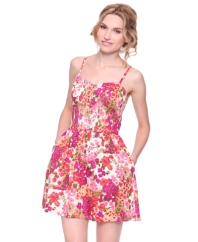 Springtime Sweetheart Dress