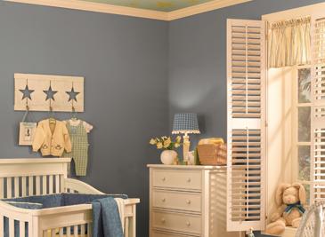 Star Light, Star Bright - Boy's Nursery