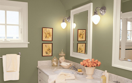 Starting your day in splendor - Bathroom