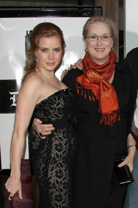 Amy Adams and Meryl Streep