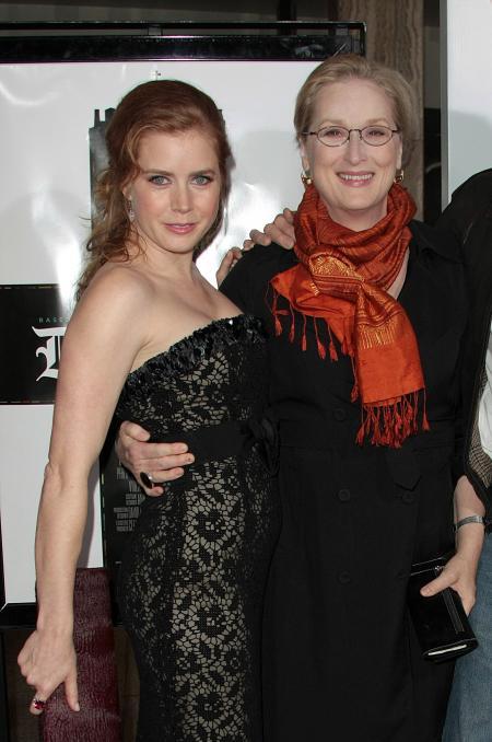 Amy Adams and Meryl Streep
