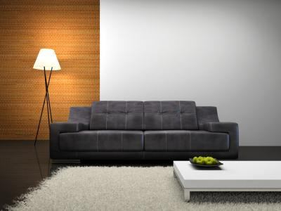 Subtle Color and Fabric Wallpaper