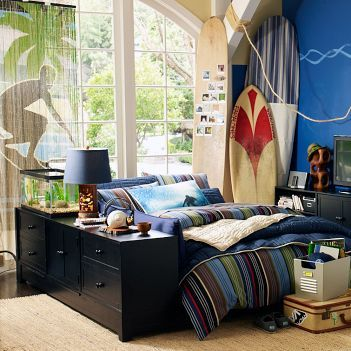 Surfboard bedroom related keywords suggestions for Surfboard decor for bedrooms