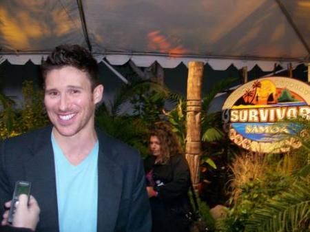 Survivor: Samoa (19) Exclusive Mick at the Finale