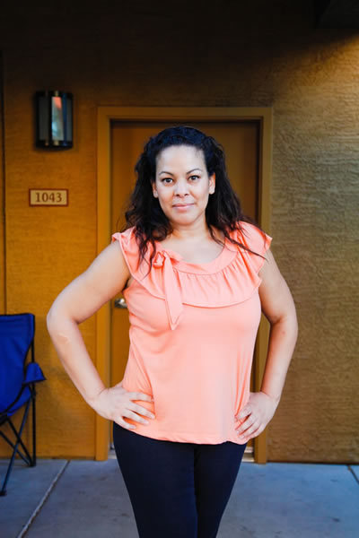 Delicious Life Challenge contestant Susan Stephens photo 6