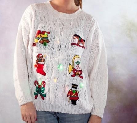 LED Sweater
