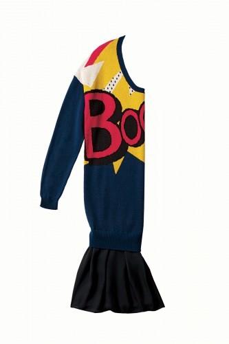 Boom! sweater