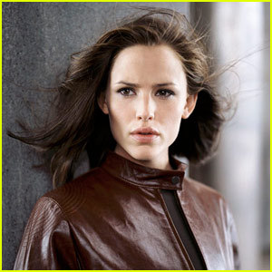 Jennifer Garner as Sydney Bristow in Alias