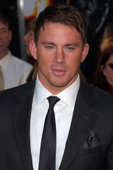 "Channing Tatum at the premiere of ""G.I. Joe"""