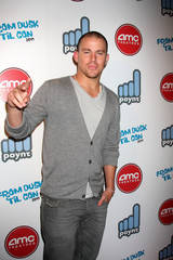 Channing Tatum at the 'Wrath of Con' party