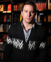 Channing Tatum promotes the novel &amp;quot;The Eagle&amp;quot;