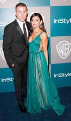 Channing Tatum and wife Jenna Dewan-Tatum